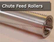 Chute Feed Rollers